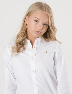 LS OXFORD SHIRT