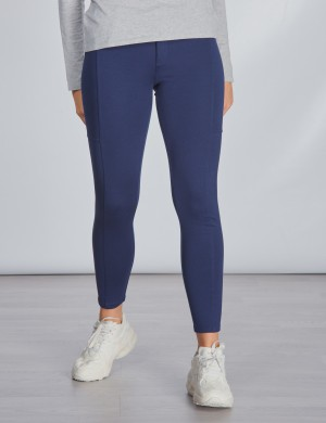 KNIT LEGGING-BOTTOMS-LEGGING