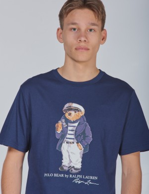 BEAR TEE-TOPS-T-SHIRT