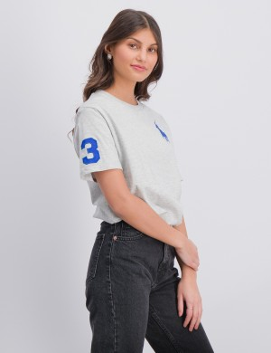 Big Pony Cotton Jersey Tee