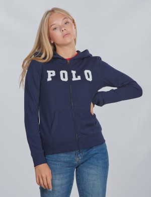 POLO ZIP UP-TOPS-KNIT