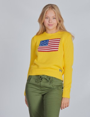 AMERICAN SWT-TOPS-SWEATER