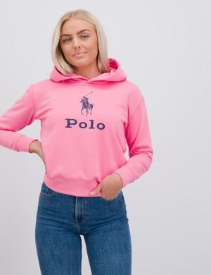 Logo Fleece Sweatshirt