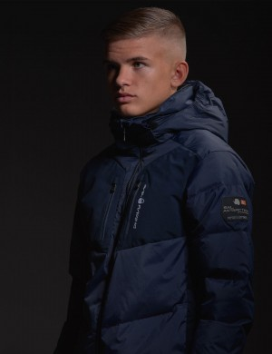 JR PATROL DOWN JACKET