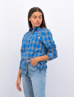 Longsleeve flannel CNeck shirt