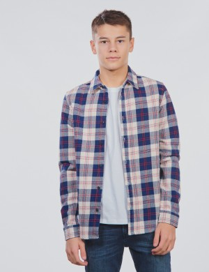 Easy shirt in flannel