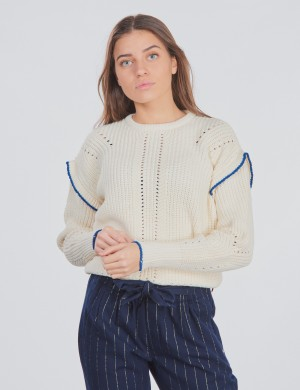 Structured knit
