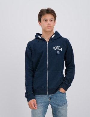 Dallas JR Zip Hood