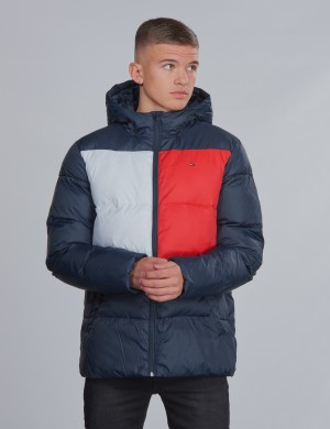 PADDED FLAG JACKET