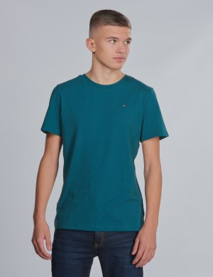 ESSENTIAL COTTON KNIT TEE