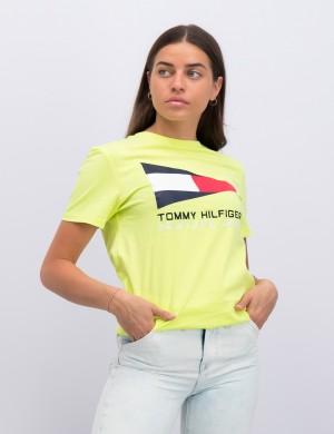 TOMMY FLAG SAILING GEAR TEE