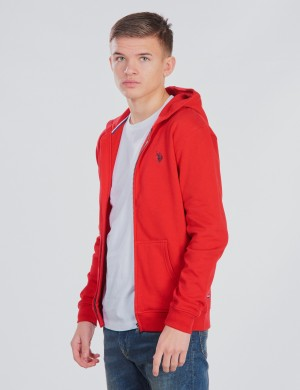 Core Fleece Zip Hoody