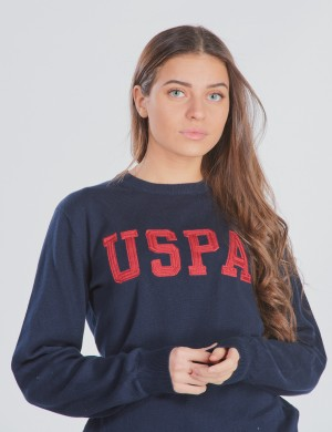 USPA True Knit Crew