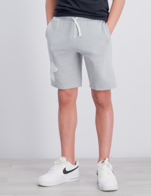 Rival Fleece Logo Shorts