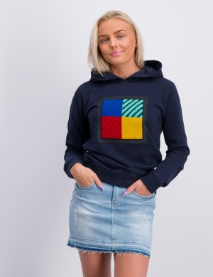 PATCH LOGO HOODIE