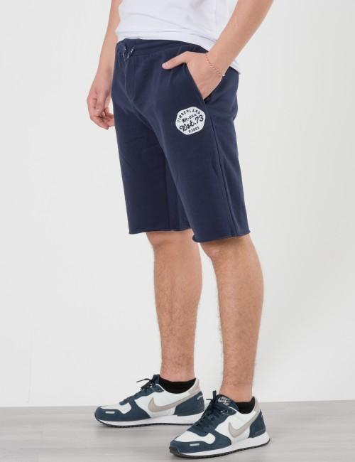 Timberland, BERMUDA SHORTS, Blå, Shorts till Kille, 10 år