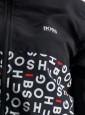 BOSS barnkläder - CARDIGAN TRACK TOP