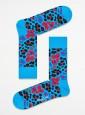 Happy Socks barnkläder - Multi Leopard Sock