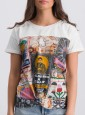 Scotch & Soda barnkläder - Oversized short sleeve tee