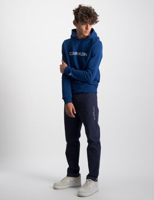 Tommy Hilfiger barnkläder - STRETCH POPLIN PULL ON PANTS