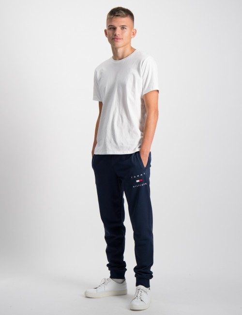 Tommy Hilfiger barnkläder - TH LOGO SWEATPANTS