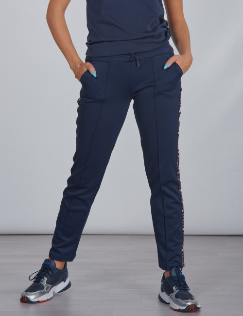Tommy Hilfiger barnkläder - TAPING SLIM TRACK PANTS