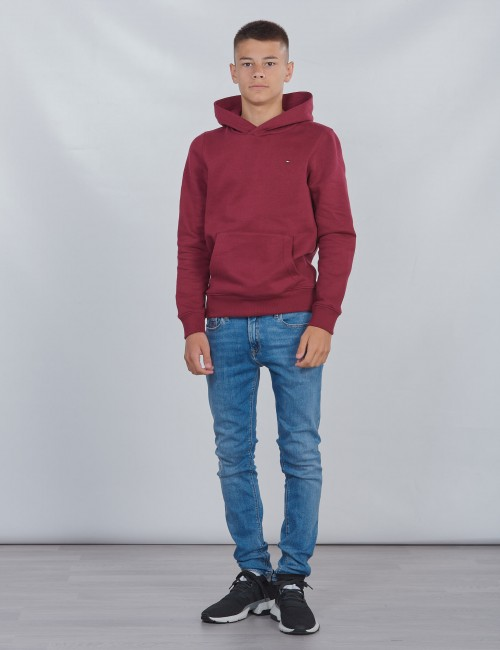 Tommy Hilfiger barnkläder - ESSENTIAL HOODIE