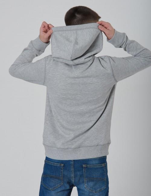 Tommy Hilfiger barnkläder - BASIC ZIP HOODIE