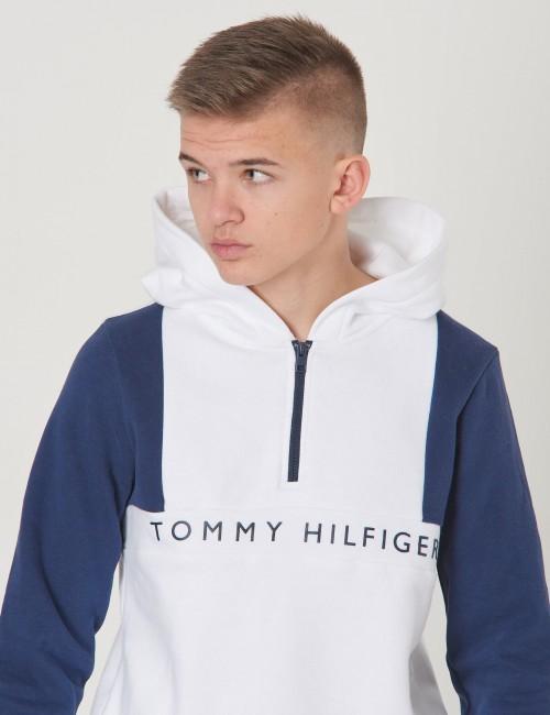 Tommy Hilfiger barnkläder - TOMMY COLORBLOCK HOOD
