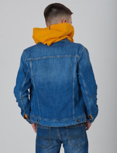 Tommy Hilfiger barnkläder - TRUCKER JACKET