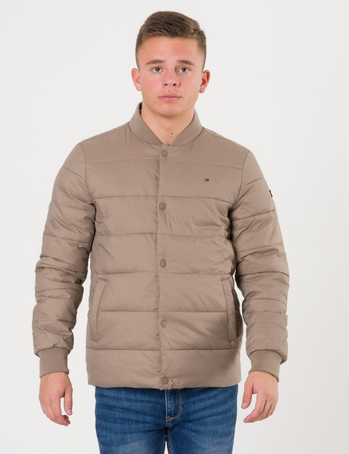 Tommy Hilfiger barnkläder - ESSENTIAL STEPPED JACKET