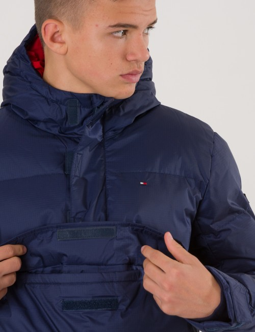 Tommy Hilfiger - PADDED POP OVER JACKET