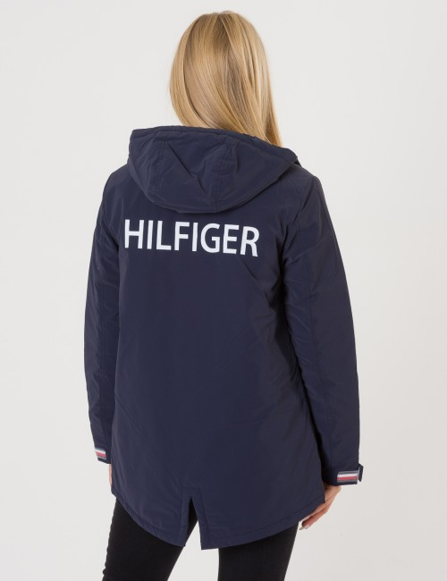 Tommy Hilfiger - COATED HILFIGER PARKA