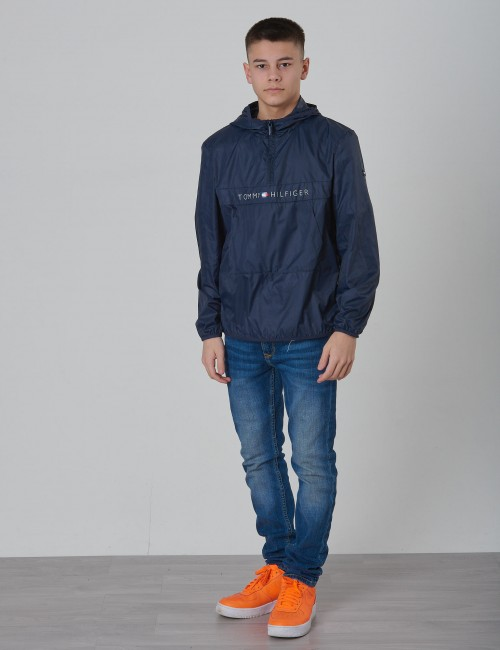 Tommy Hilfiger barnkläder - POP-OVER JACKET
