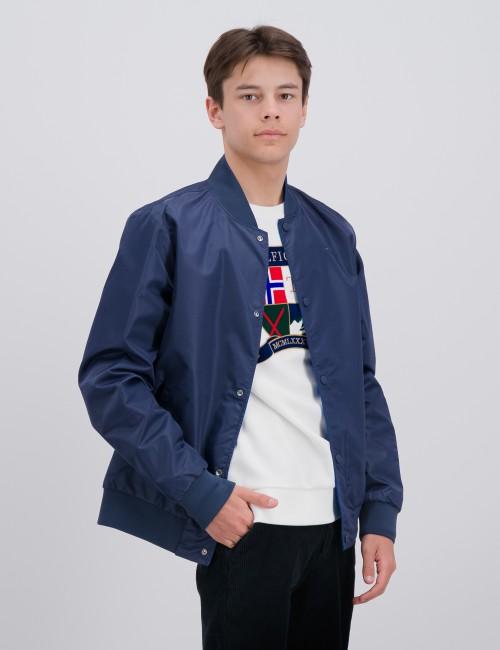 Tommy Hilfiger barnkläder - REVERSIBLE TH LOGO  BOMBER