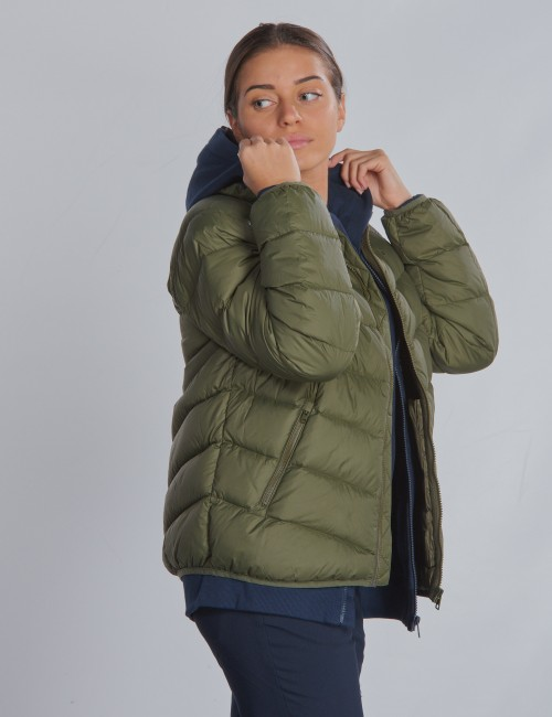 Tommy Hilfiger barnkläder - U LIGHT DOWN JACKET