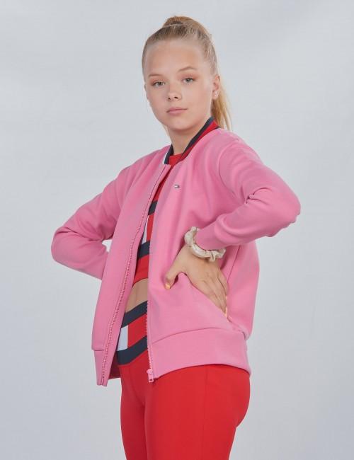 Tommy Hilfiger barnkläder - SPORT FLAG BOMBER JACKET