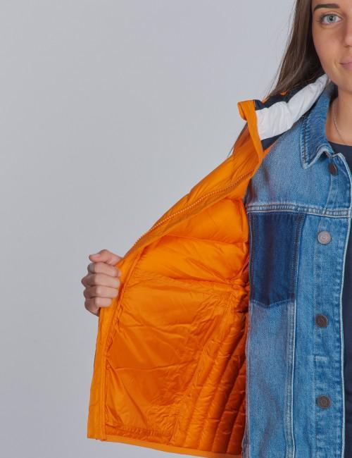 Tommy Hilfiger barnkläder - U LIGHT DOWN VEST/GILET