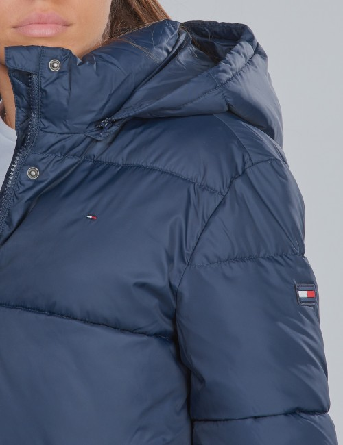 Tommy Hilfiger barnkläder - RECYCLED EXTRA LONG PUFFER
