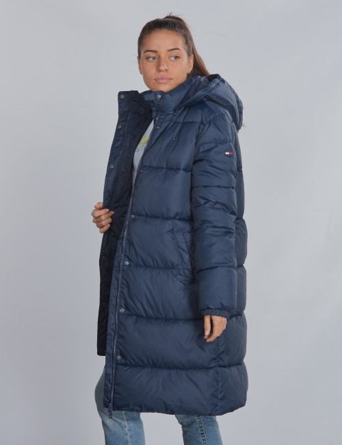 RECYCLED EXTRA LONG PUFFER