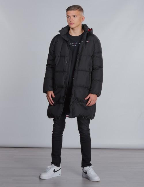 Tommy Hilfiger barnkläder - AK TJM OVERSIZE DOWN PARKA