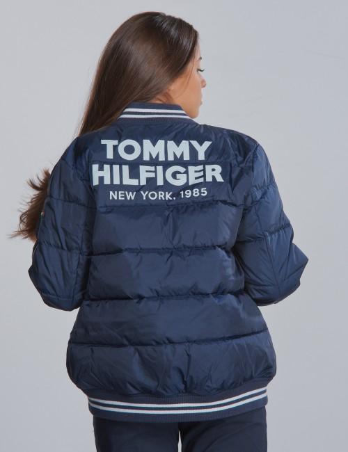 Tommy Hilfiger barnkläder - PADDED BOMBER