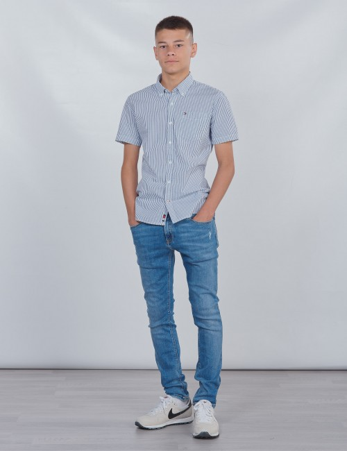 Tommy Hilfiger barnkläder - STEVE SLIM TAPERED AUMBSTD