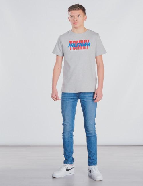 Tommy Hilfiger barnkläder - STEVE SLIM TAPERED