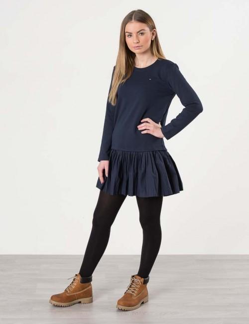 Tommy Hilfiger barnkläder - H PUNTO COMBI DRESS