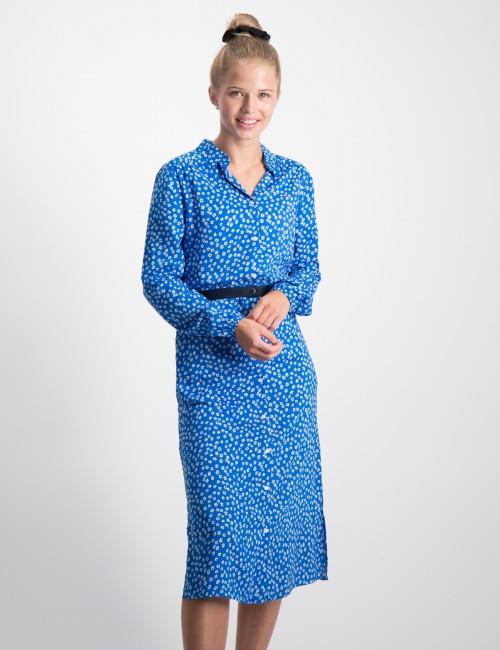 DITSY FLOWER PRINT DRESS S/S