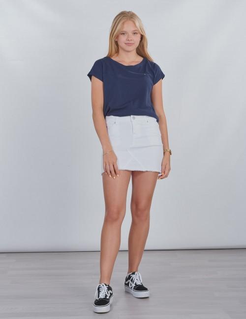Tommy Hilfiger barnkläder - MINI SKIRT GDSTR