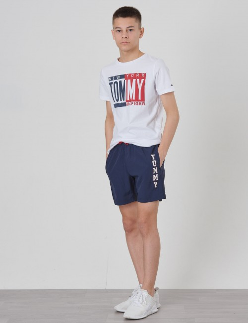 Tommy Hilfiger barnkläder - Medium Drawstring  Swimshort
