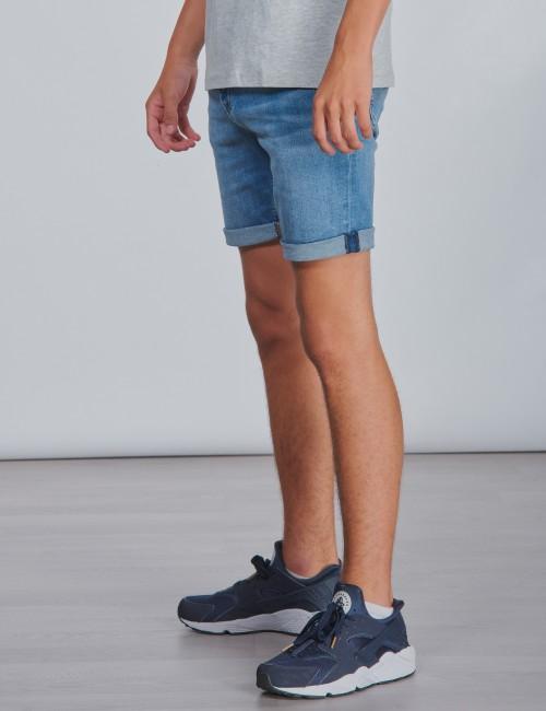 Tommy Hilfiger barnkläder - STEVE SLIM TAPERED SHORTS AUMBST