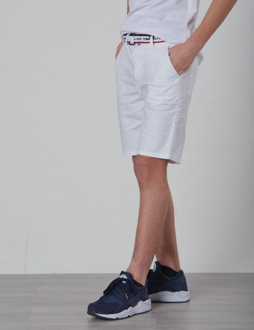 Tommy Hilfiger barnkläder - ESSENTIAL DOBBY BELTED CHINO
